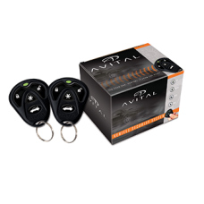 Avital 1-way Security Product Number 3100L