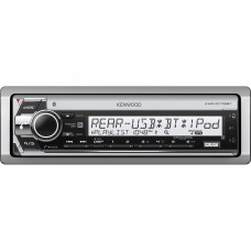 Kenwood KMR-D772BT Marine CD receiver with Bluetooth®