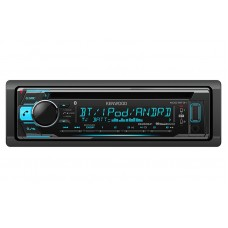 Kenwood KDC-BT31 1-DIN Bluetooth Car Stereo Receiver