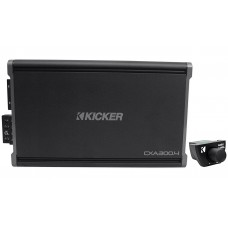 Kicker CX Series Multi-Channel Amplifier