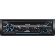 Sony - In-Dash CD/DM Receiver - Built-in Bluetooth