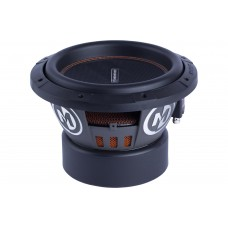 "Memphis Audio M6 Series 10"" dual 2-ohm voice coil subwoofer"