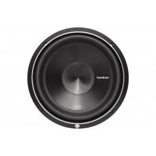 "Punch P3 12"" subwoofer with dual 4-ohm voice coils"